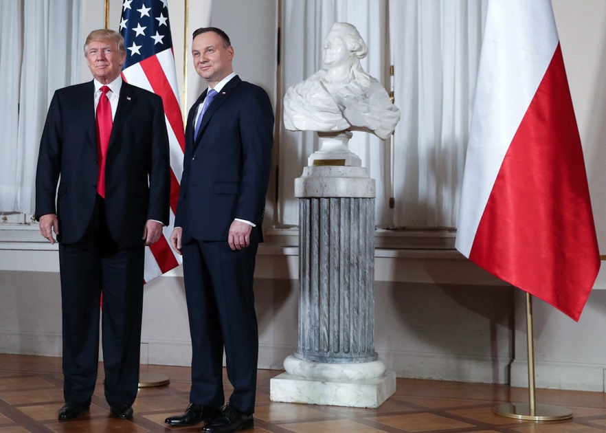 Business in Poland, Polish economy in Europe